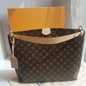 BRAND NEW IN BOX Louis Vuitton GRACEFUL MM
